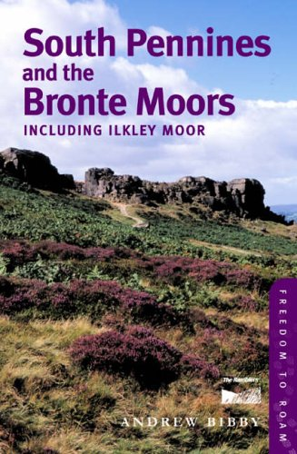 Cover image of South Pennines and the Bronte Moors